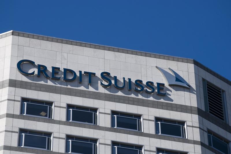 Credit Suisse, CS