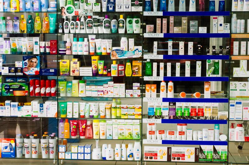 Zur Rose, Pharmacy, Pharmacies